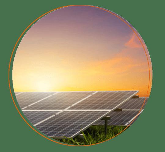 foto painel solar